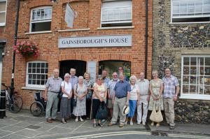 Visit to Gainsborough House