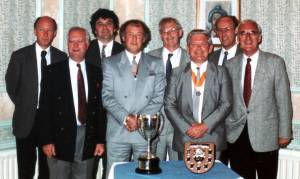 1991 - Southport Links Win The District Quiz for the first time