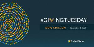 Support online appeal on Giving Tuesday