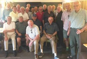 Rotary Golf at Plassey GC  June 2019