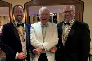 Rotary Guernesiais Handover Evening & 25th Anniversary (Saturday 6 July 2019)