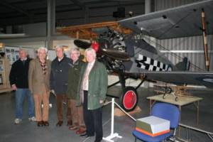Visit to Jet Age Museum Staverton 28th Jan 2014