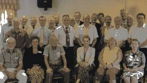 Mansfield & Sherwood Forest Rotary Joint Meeting July 2014