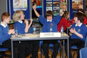 District Quiz Winners 2012