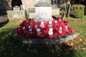 Rememberance Day Wreath Laying