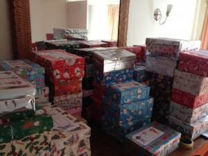 Shoebox Collection 2013