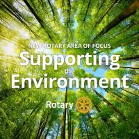 Rotary Supporting the Environment