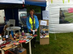 Rotary Tombola at Wensleydale Show