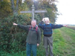 Rotary Walkers: Gifford via Bolton and back