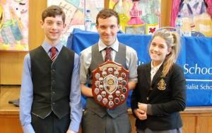 Youth Speaks - District Winners Again