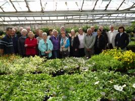 Delfland Nurseries Visit 13th May 2012