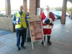 Rotary Club of Bishop's Stortford: Annual Christmas Collection