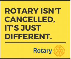 Rotary is Different