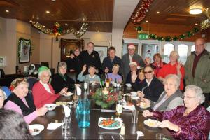 Christmas Lunch for Pensioners at Homeleigh