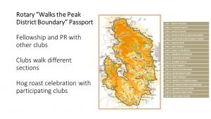 Peak District Boundary Walk Aug 2019 - June 2020