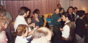 1995 Party Prize night - 1995