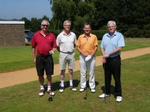 Golf Charity Day  Tuesday 30 June 2009