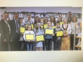 St Helen's Libraries Creative Writing Competition