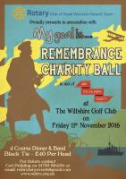 Remembrance Ball - for ABF The Soldiers Charity - click for photo gallery
