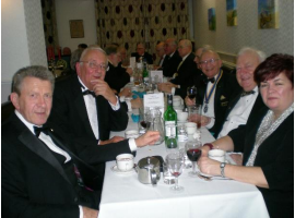 Rotary Club of Bridlington Charter Night