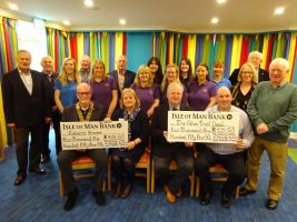 Two local Charities benefit from Rotary Talent show at The Gaiety.