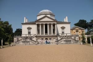 Visit to Chiswick House 11 July 2013
