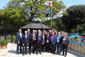 Visit of Rotary Club de St Brieuc (3 May 2017)