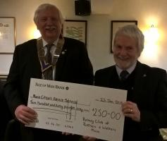 Rotary Donation To Help Manx Citizen Advice Service Expand Into Castletown