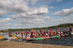 Rotary Dragon Boat Challenge 2017