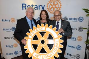 Lunch to Celebrate the Centenary of The Rotary Foundation