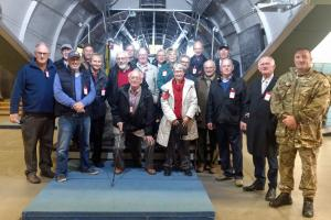 Rotary Club visit to Brize Norton