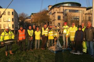 Tree of Joy 2018 Preparation (Sunday 18 November)