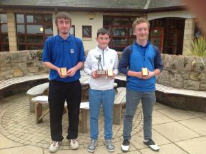 Junior Foursomes