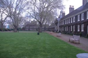 Visit to Geffrye Museum - April 2016