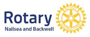 Rotary Nailsea & Backwell branding