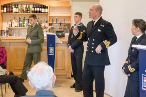 Royal Navy lunch - Feb 2018