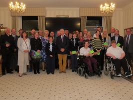 Saffery Rotary Walk distributes £61,000 to 20 local charities (Tuesday 25 September)