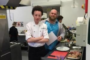 Young Chef 2015 - District Final (27 February 2016)