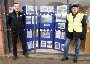 Rotary Day at the Eyemouth COOP