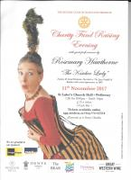 'The Knicker Lady' Rosemary Hawthorne, Presents