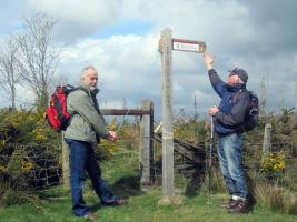 ROTAVENTURE! Offa's Dyke Project 3rd Phase - Saturday 14th April