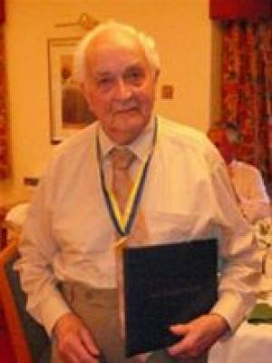 News Story. Roy gets highest Rotary Award
