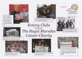 Thanks from The Royal Marsden