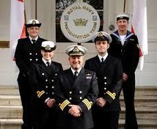 27th February 2018 Fellowship  &  Royal Navy Presentation Team