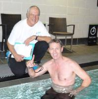 Jan 2013 Sponsored Swim in aid of the Samaritans