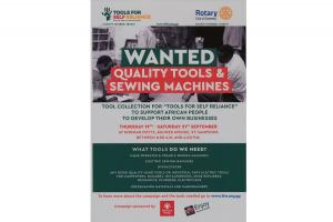 Tools for Self Reliance Campaign