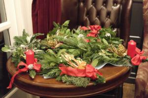 2013 Christmas wreaths