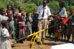fund pre-school equipment for young children in Chibweya, Malawi