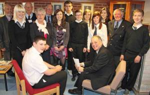 Sanquhar Academy Mock Interviews 2014