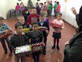 Rotary Guernesiais Shoeboxes Collection 2019